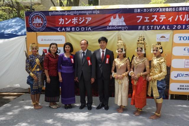 カンボジアフェスティバル2 (2)