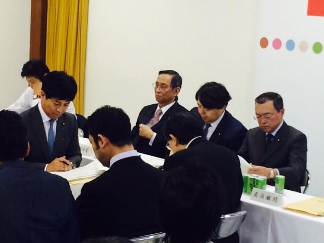 税制調査会小委員会2
