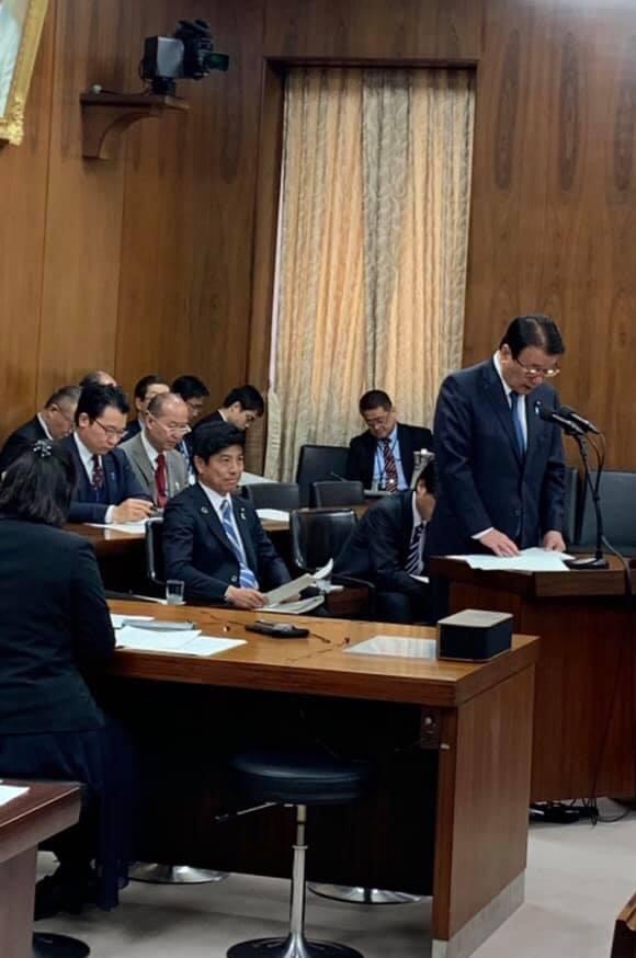 災害対策特別委員会で答弁しました。   衆議院議員 中根かずゆき事務所 ...